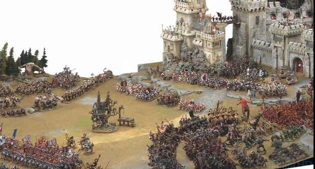 The Challenges Of War: Large Scale Battles — Dungeon's Master