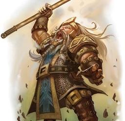 Dwarf Invoker