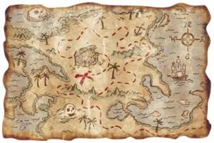 treasue-map