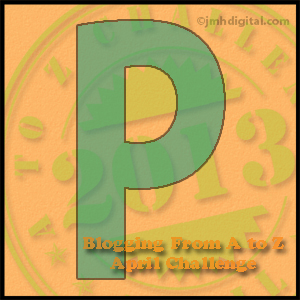 a-to-z-letters-p