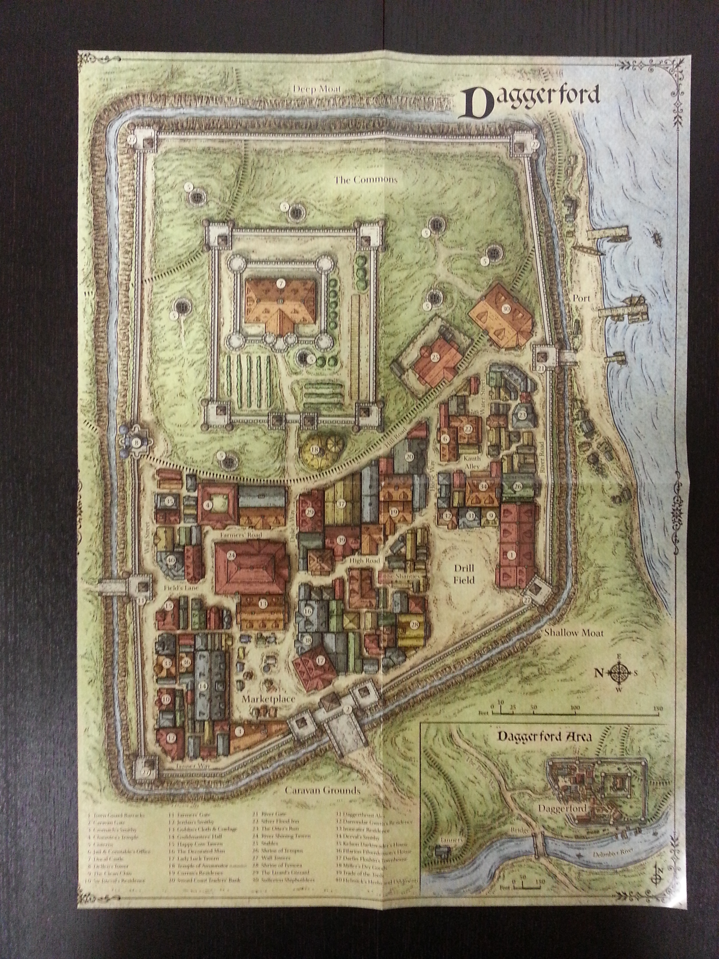 Games inspiration heroic fantasy d d cartography art for Floor 2 dungeon map