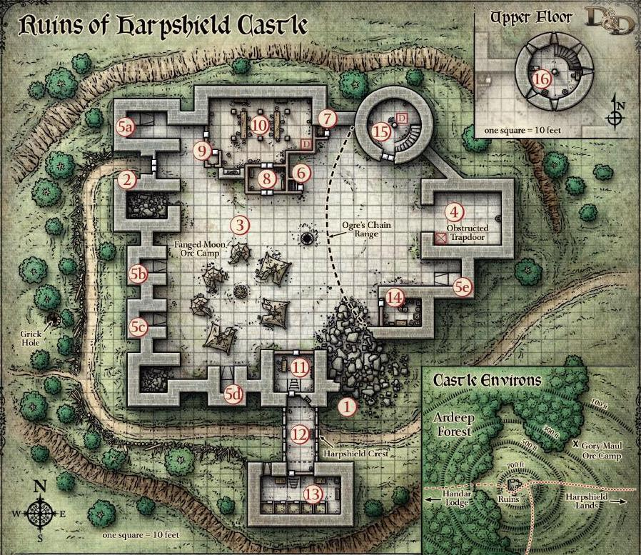 D&D Encounters: Scourge of the Sword Coast (Week 7) — Dungeon\'s Master