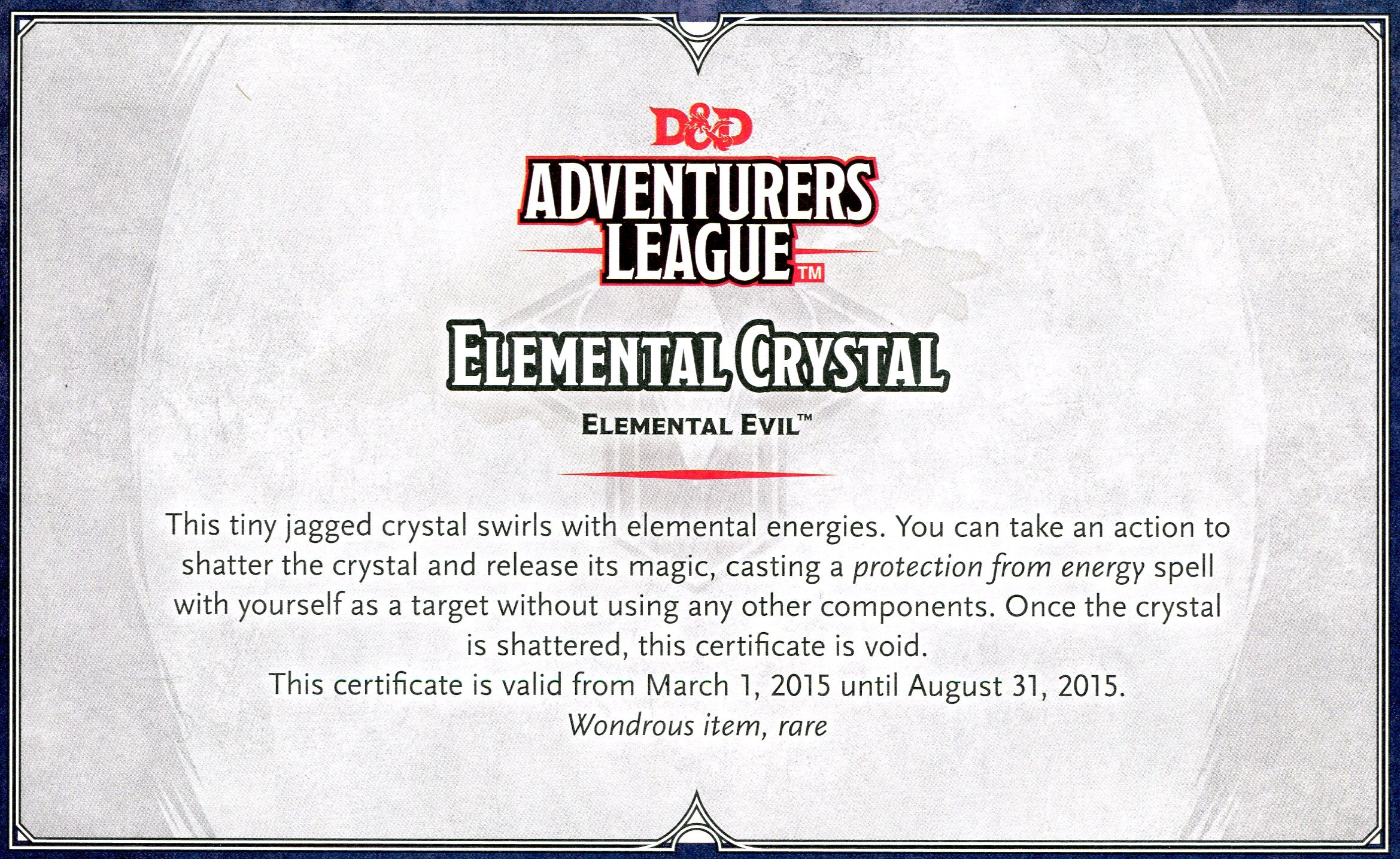 D Amp D Encounters Elemental Evil Kit Preview Dungeon