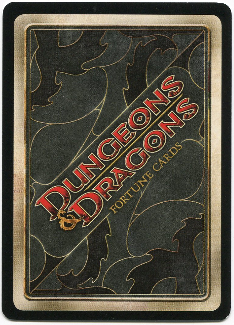 D&D Encounters: D&D Fortune Cards | Dungeon's Master