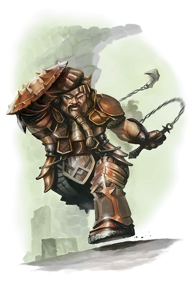 Exploiting Racial and Class Abilities: Dwarven Resilience