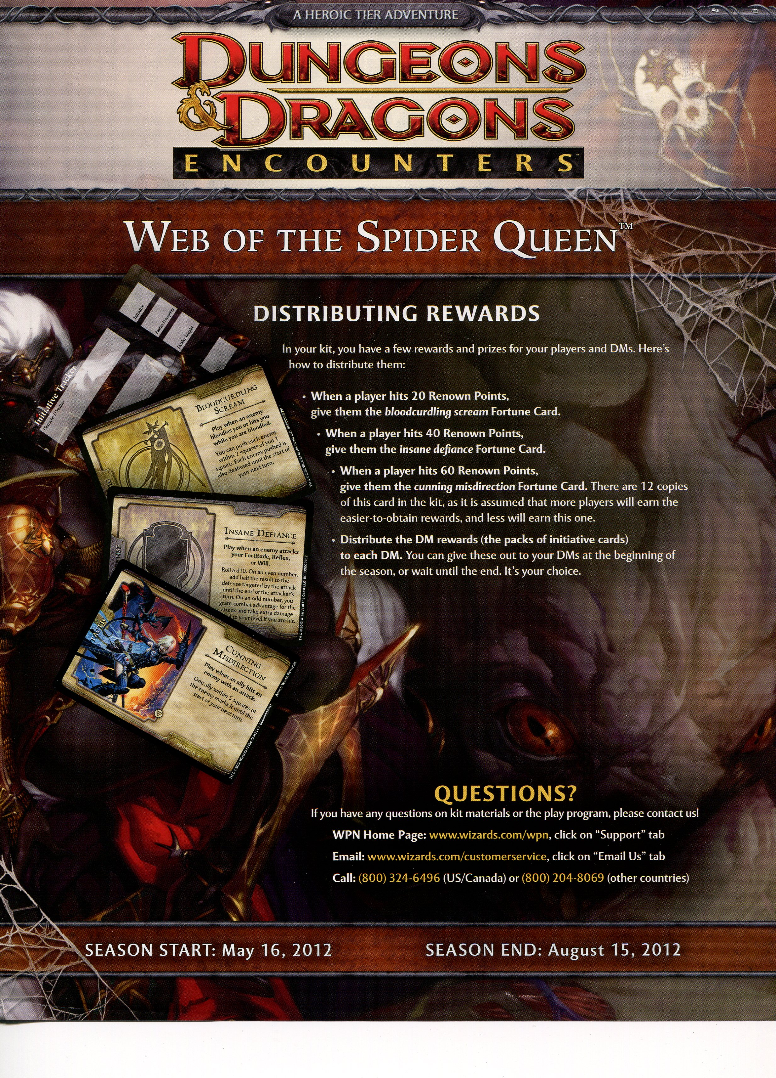 Pdf web of the spider queen
