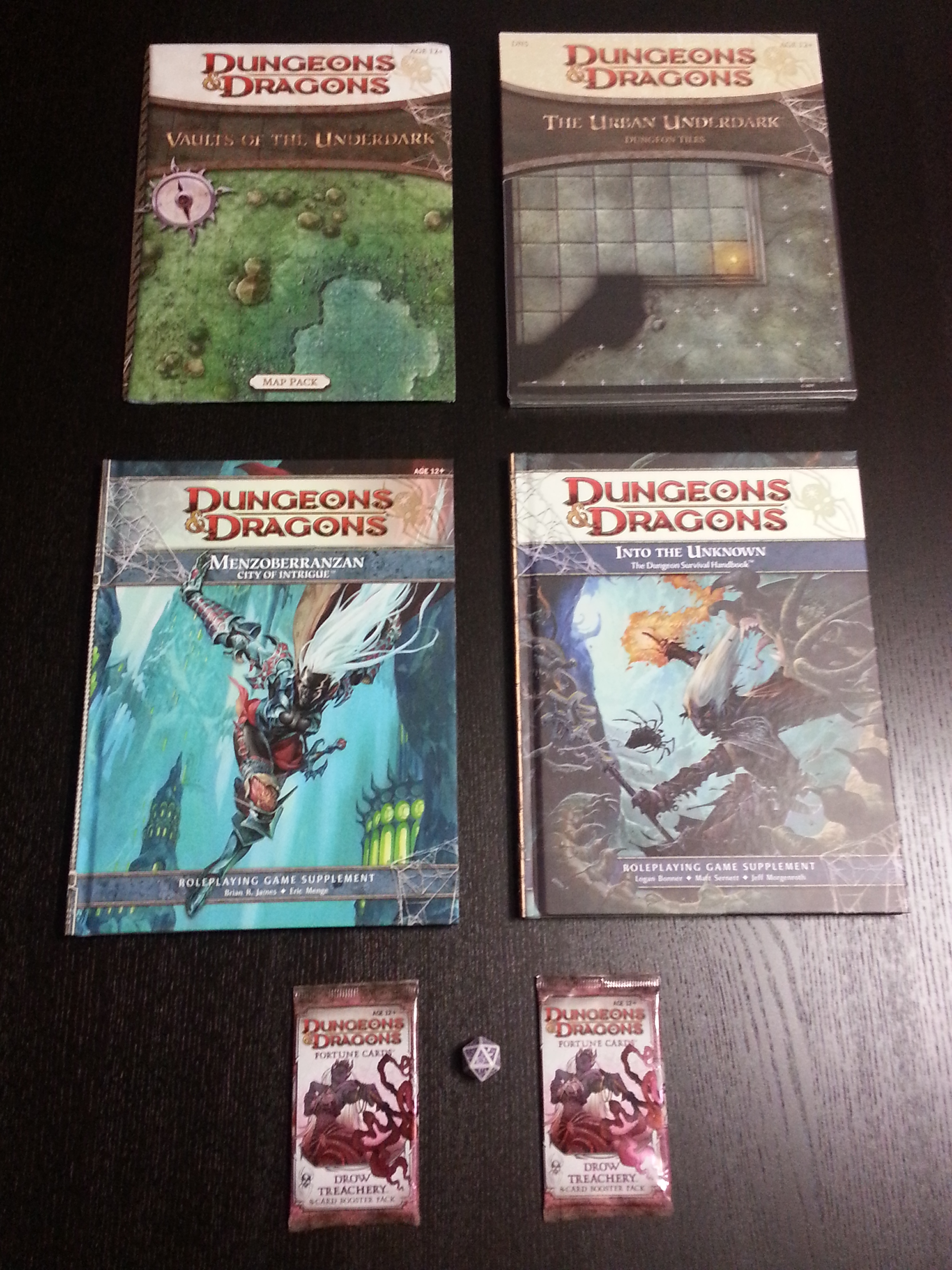 GenCon 2012: The Year I Won D&D | Dungeon's Master