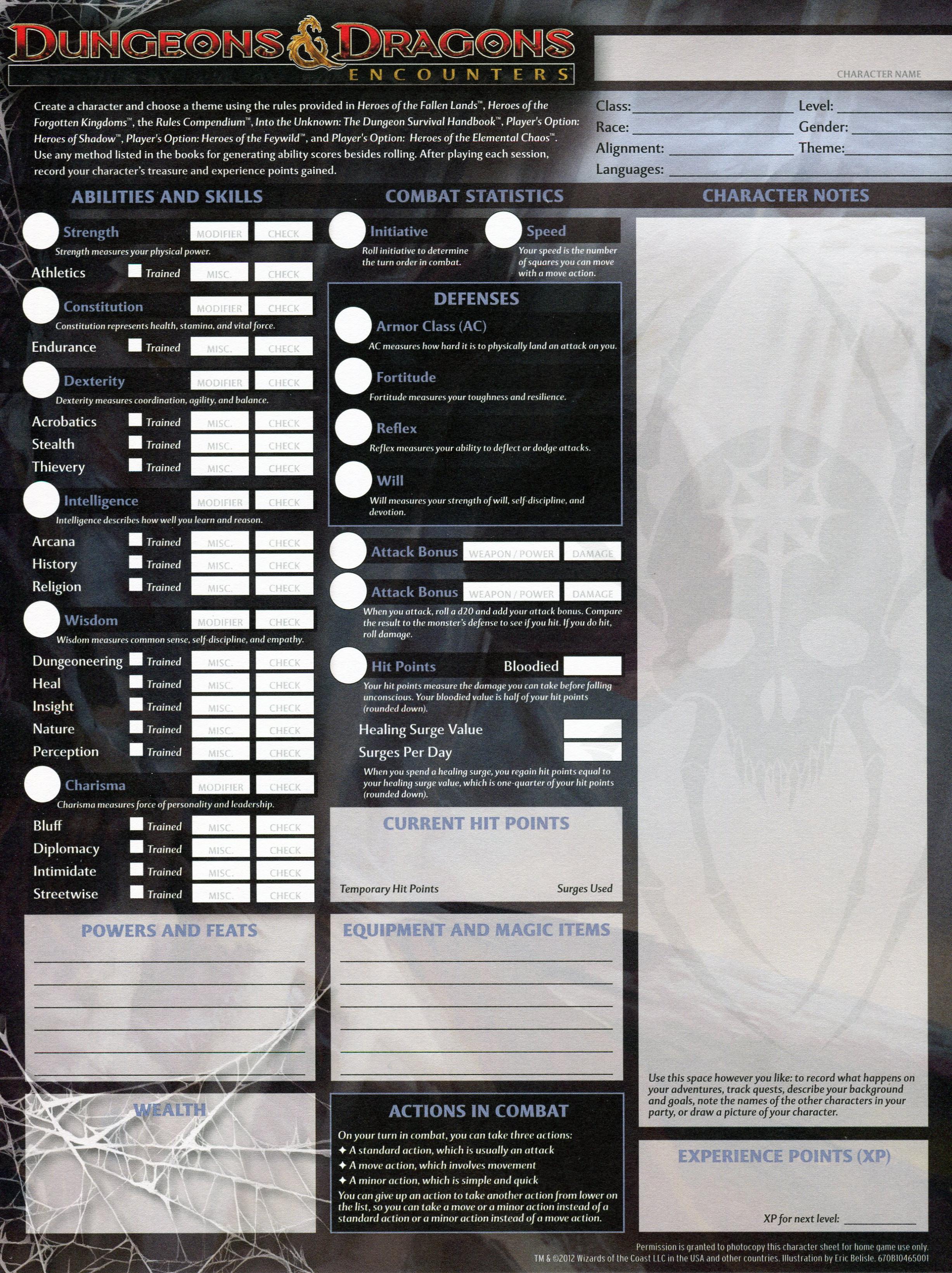 war-of-everlasting-darkness-character-sheet | Dungeon's Master
