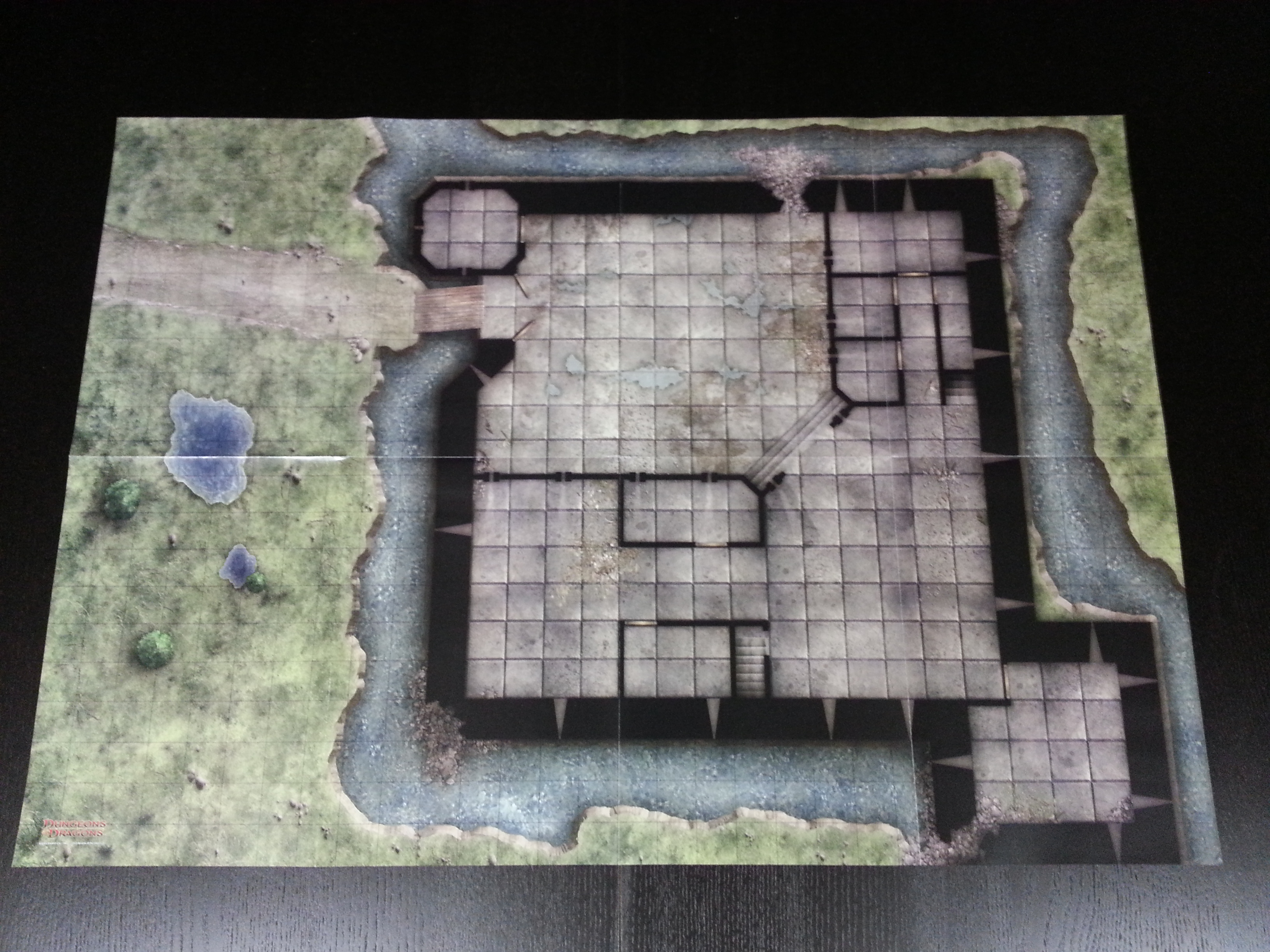 D Amp D Encounters Map Gallery Dungeon S Master