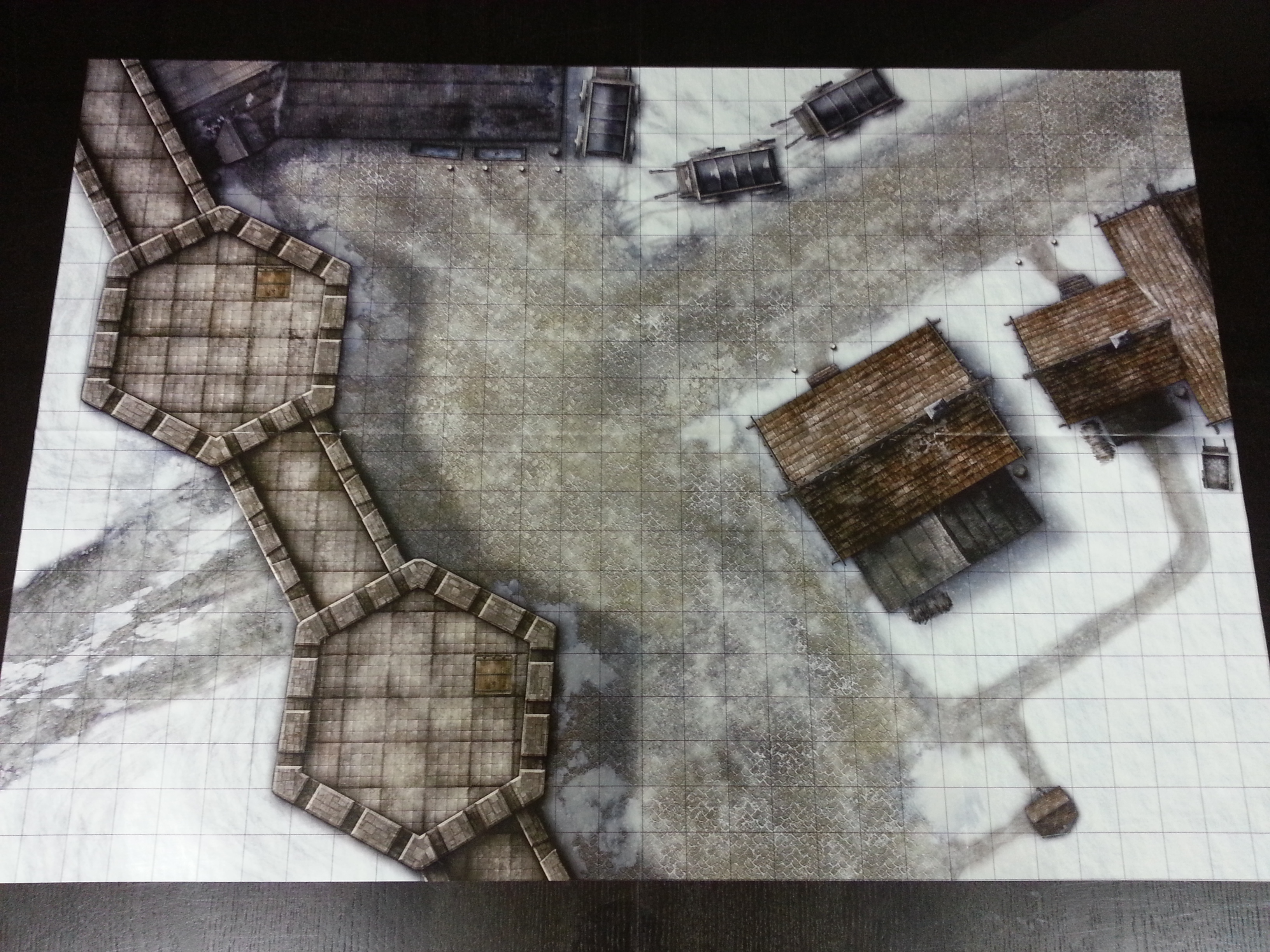 how to get to the gnome village in icewind dale
