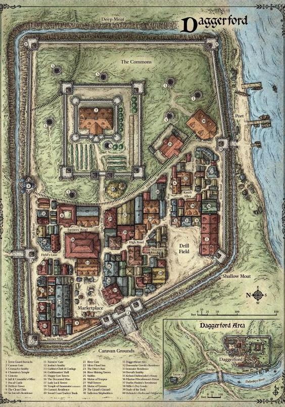 Magic City Ford >> D&D Encounters: Scourge of the Sword Coast (Week 1) — Dungeon's Master