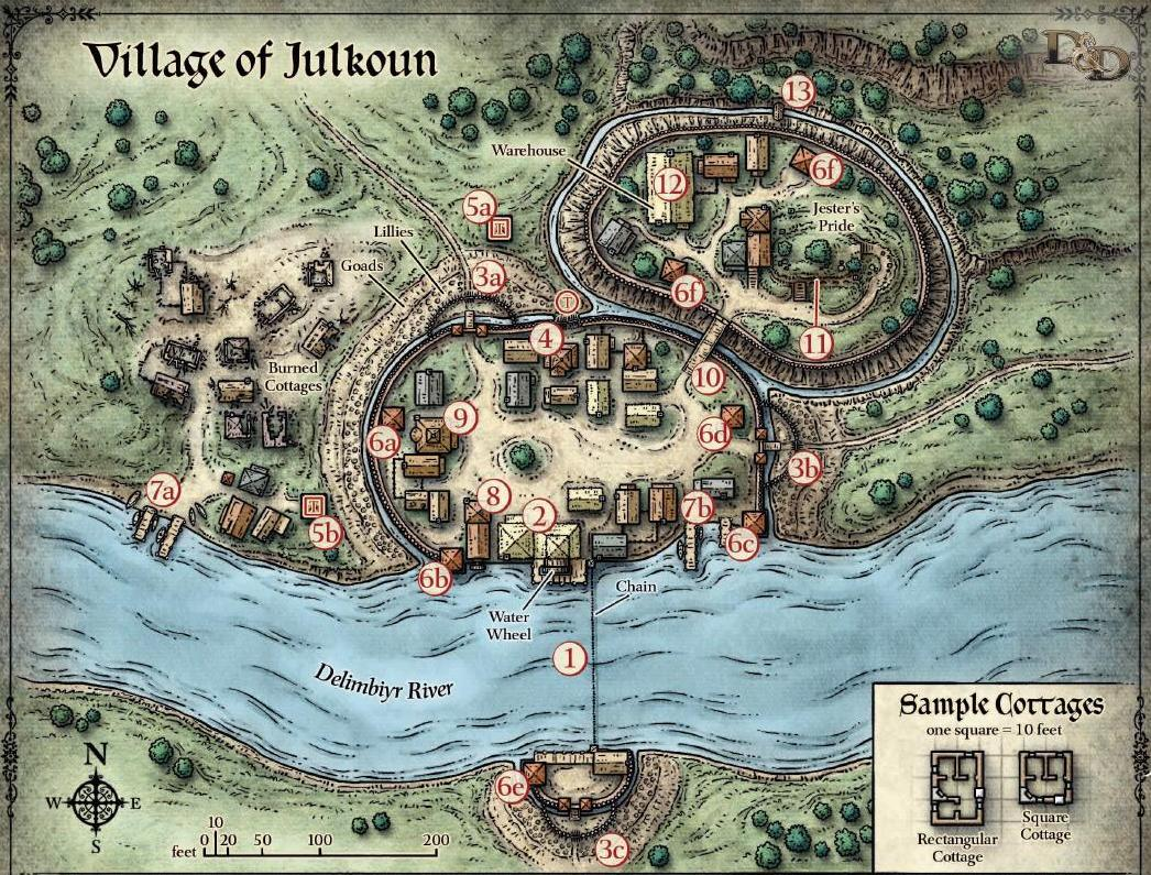 D&D Encounters: Scourge of the Sword Coast (Week 3) — Dungeon's Master