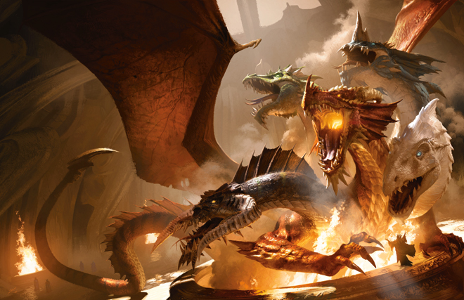 D Amp D Encounters Tyranny Of Dragons Kit Preview Dungeon