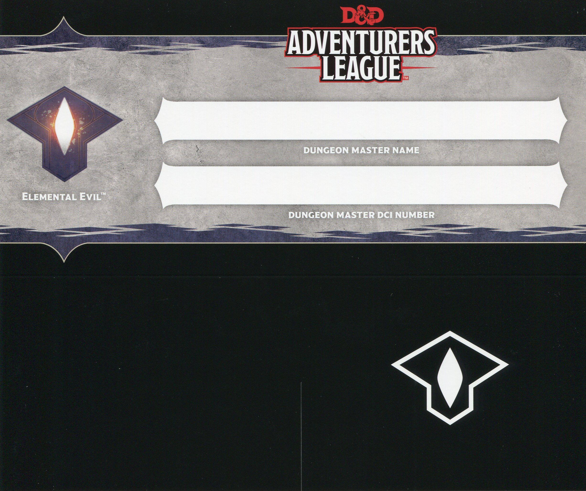 D Amp D Encounters Elemental Evil Kit Preview Dungeon S
